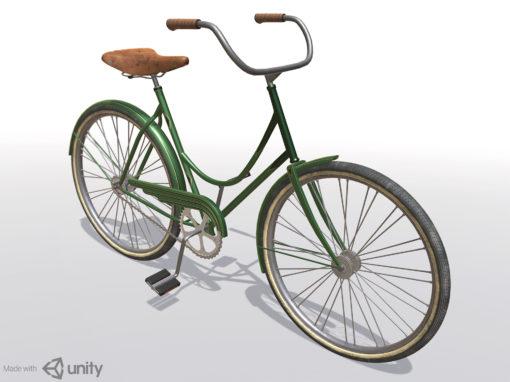 Unity 5 / Vintage Bike