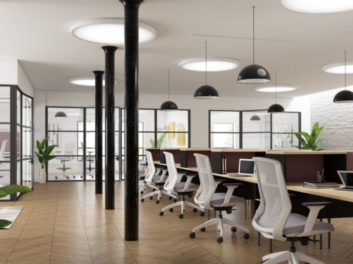 Modern Office Space Design