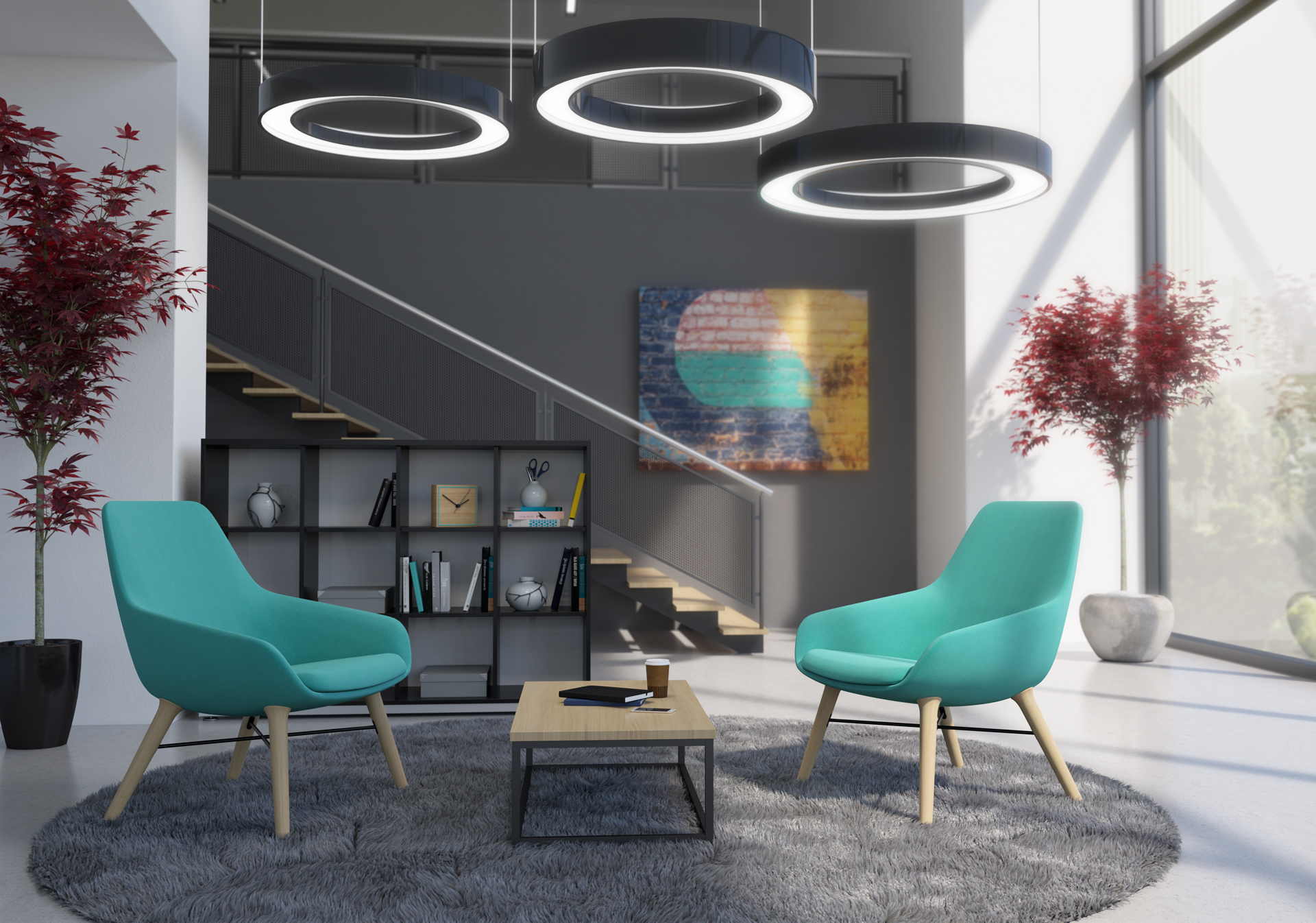 Office Lounge Design. Small Home Office Design New 135 Lounge ...