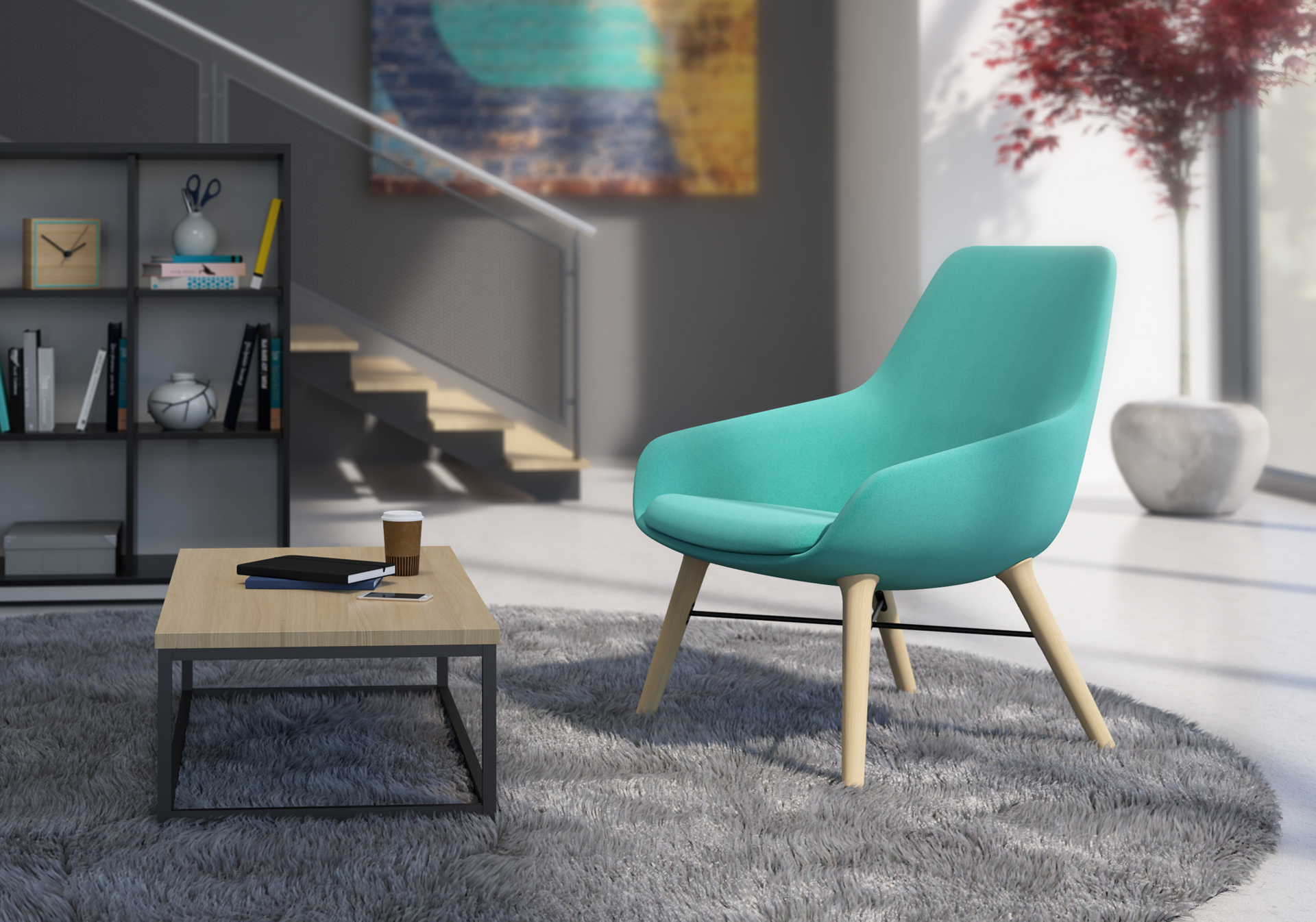 office lounge design. Office Lounge Design A